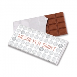 100g promotional chocolate