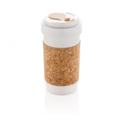 Mug Eco 400ml with cork sleeve