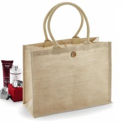 Jute-bag Juco Shopper