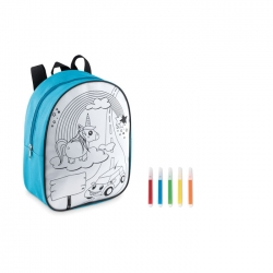Colorable backpack