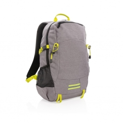 Outdoor RFID laptop backpack
