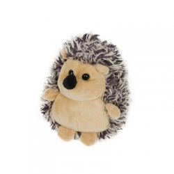 Spiky plush hedgehog