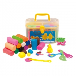 Modeling clay set