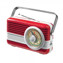 Powerbank radio-speaker