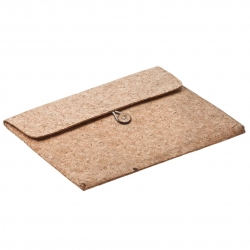 Tablet sleeve Cork 10.1""