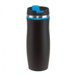 Travel mug Dark Crema 400 ml