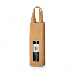 Wine bag, cork